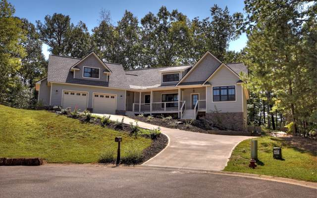 928 The Oaks Drive, Ellijay, GA 30540 (MLS #292237) :: RE/MAX Town & Country