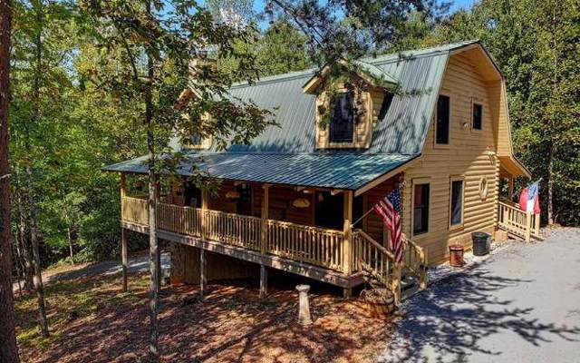 4512 Maehank Dr, Hiawassee, GA 30546 (MLS #292499) :: RE/MAX Town & Country