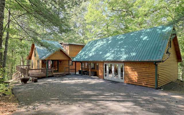 288 Maney Branch Rd, Hiawassee, GA 30546 (MLS #292618) :: RE/MAX Town & Country