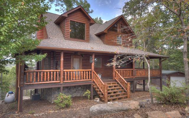 363 Whippoorwill Walk, Mineral Bluff, GA 30559 (MLS #292661) :: RE/MAX Town & Country