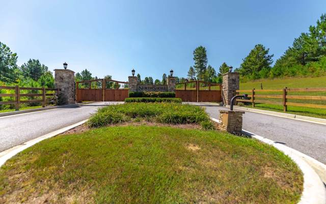 Lot 68 Northshore Dr, Blairsville, GA 30512 (MLS #292739) :: RE/MAX Town & Country