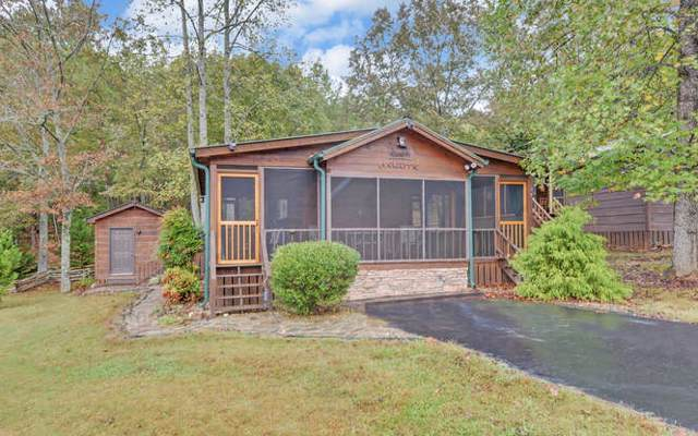 38 Frontier Way, Blairsville, GA 30512 (MLS #292765) :: RE/MAX Town & Country