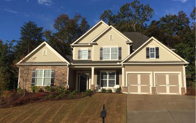 125 Longleaf Drive, Canton, GA 30114 (MLS #292942) :: RE/MAX Town & Country