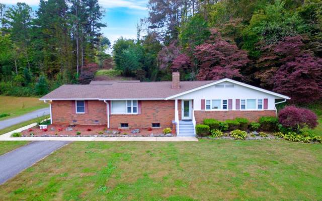 1654 Myers Chapel Rd, Hayesville, NC 28904 (MLS #293288) :: RE/MAX Town & Country