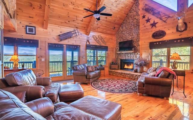 704 Laurel Creek Trail, Cherry Log, GA 30522 (MLS #293314) :: RE/MAX Town & Country