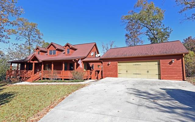 126 Flat Top Trail, Murphy, NC 28906 (MLS #293387) :: RE/MAX Town & Country