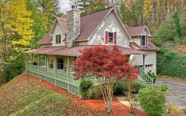133 Highland Crossing, Blairsville, GA 30512 (MLS #293516) :: RE/MAX Town & Country