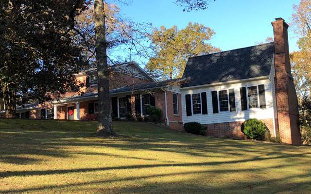 9065 Blue Ridge Drive, Blue Ridge, GA 30513 (MLS #293523) :: RE/MAX Town & Country