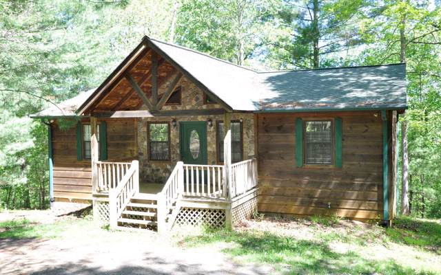 446 Woodland Drive, Blairsville, GA 30512 (MLS #293548) :: RE/MAX Town & Country
