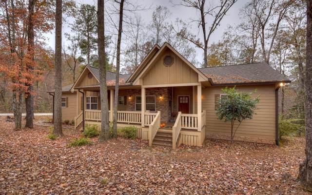 6 Hackney Trail, Ellijay, GA 30540 (MLS #293561) :: RE/MAX Town & Country