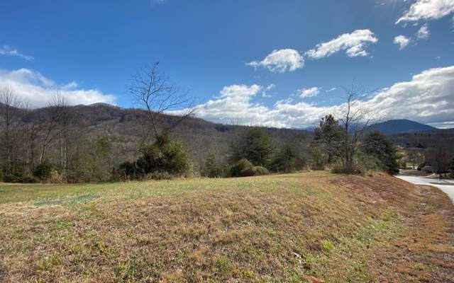 TR2 Mountain Harbor Dr, Hayesville, NC 28904 (MLS #293809) :: RE/MAX Town & Country