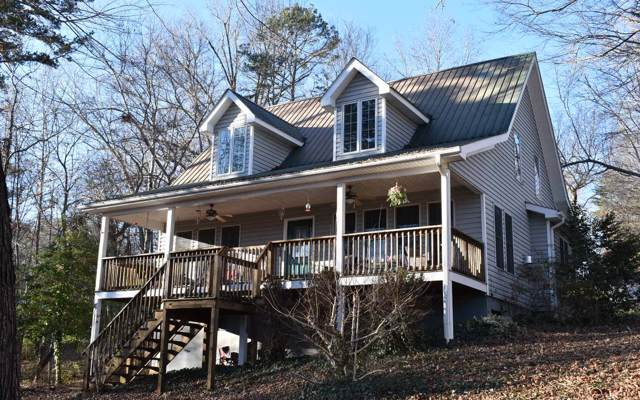1236 Chatuge Village Cir, Hayesville, NC 28904 (MLS #293919) :: RE/MAX Town & Country