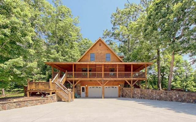 150 Unicorn Trail, Blairsville, GA 30512 (MLS #293968) :: RE/MAX Town & Country