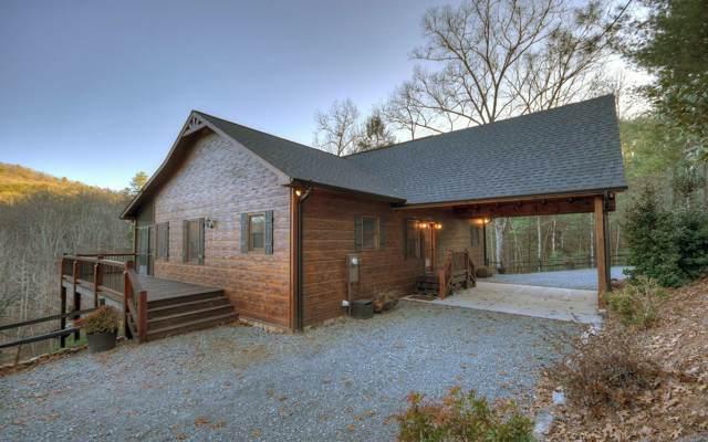 440 Foxtrot Lane, Blue Ridge, GA 30513 (MLS #294013) :: RE/MAX Town & Country