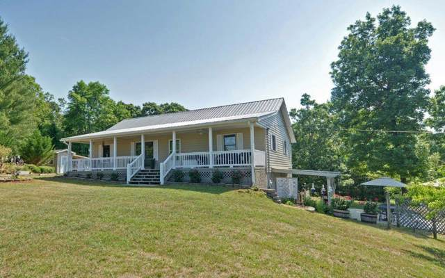 32 Queen Dr., Mineral Bluff, GA 30559 (MLS #294269) :: RE/MAX Town & Country