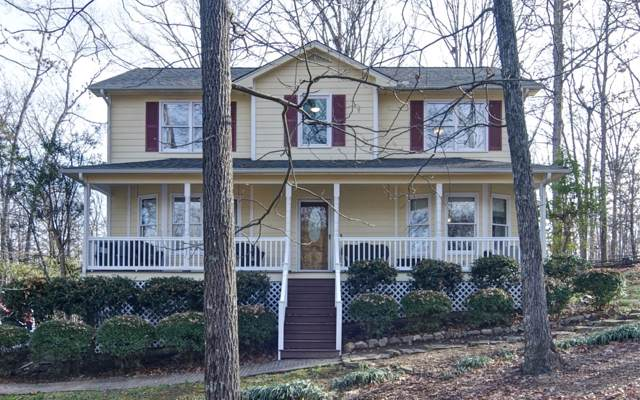 158 Thornhill Dr, Calhoun, GA 30701 (MLS #294288) :: RE/MAX Town & Country