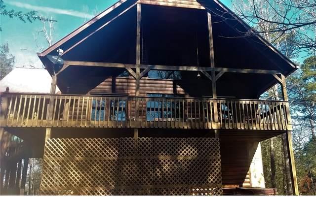 1315 My Mountain Road, Morganton, GA 30560 (MLS #294325) :: RE/MAX Town & Country