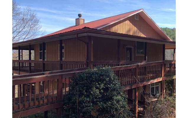 84 Vella Ridge Lane, Hayesville, NC 28904 (MLS #294384) :: RE/MAX Town & Country