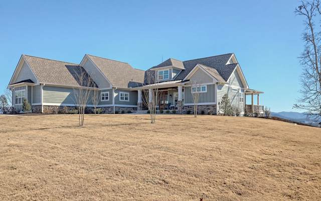 393 Jack Groves Ln, Hayesville, NC 28904 (MLS #294445) :: RE/MAX Town & Country