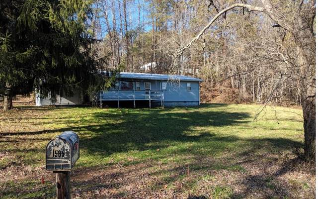 1583 Hendrix Road, Murphy, NC 28906 (MLS #294508) :: RE/MAX Town & Country