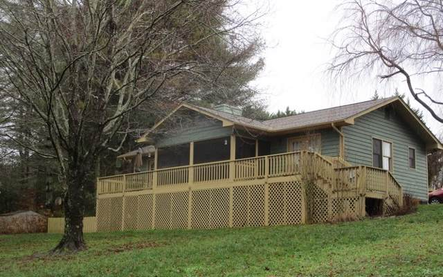 41 Little Brook Terrace, Hayesville, NC 28904 (MLS #294553) :: RE/MAX Town & Country