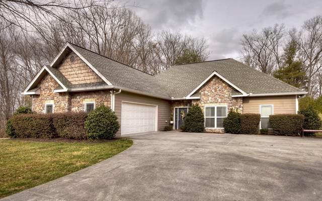 46 Lindsey Lane, Blue Ridge, GA 30513 (MLS #294554) :: RE/MAX Town & Country