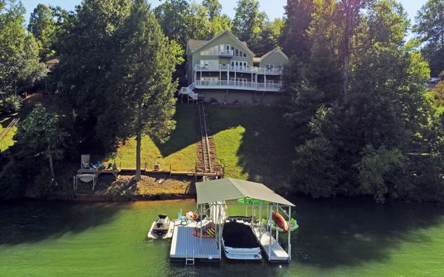 101 Falcon Dr, Blairsville, GA 30512 (MLS #294558) :: RE/MAX Town & Country