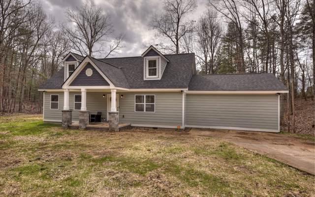 172 East Bethel Ln, McCaysville, GA 30555 (MLS #294588) :: RE/MAX Town & Country