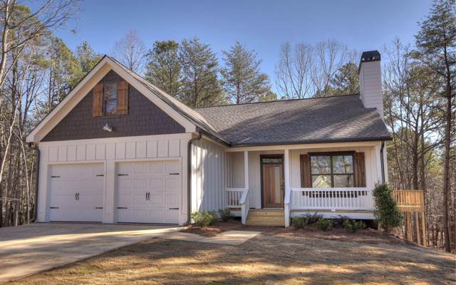 80 Chestnut Cove Ct, Talking Rock, GA 30175 (MLS #294628) :: RE/MAX Town & Country
