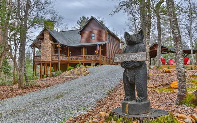 57 Toccoa Woods Trail, Blue Ridge, GA 30513 (MLS #294629) :: RE/MAX Town & Country