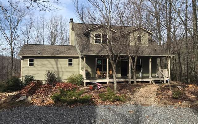 601 Peachtree Mountain, Murphy, NC 28906 (MLS #294644) :: RE/MAX Town & Country