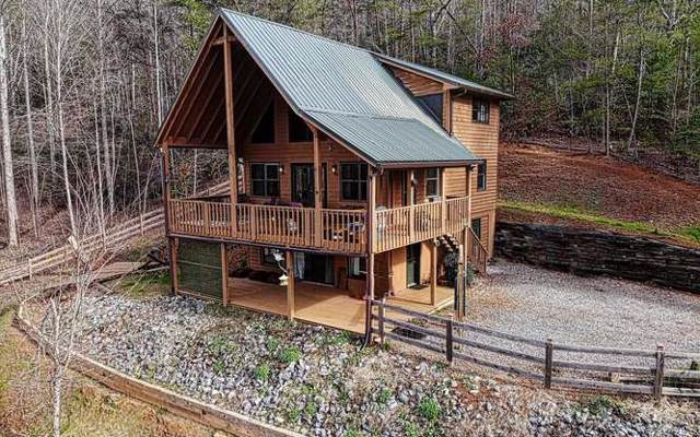 4620 Hiawassee River Est., Hiawassee, GA 30546 (MLS #294662) :: RE/MAX Town & Country