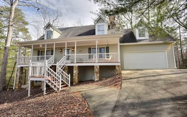 35 Adina Drive, Ellijay, GA 30540 (MLS #294845) :: RE/MAX Town & Country