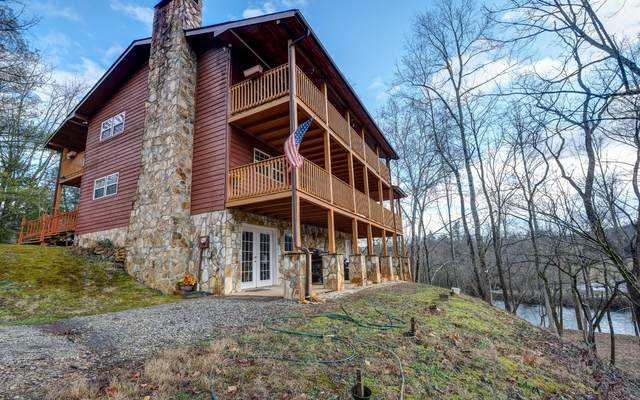 288 Riverfront Dr, Hayesville, NC 28904 (MLS #294970) :: RE/MAX Town & Country