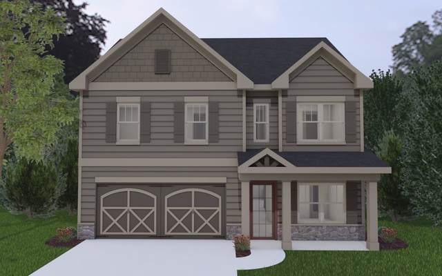 LOT 6 Highland Pointe Dr, Ellijay, GA 30540 (MLS #294998) :: RE/MAX Town & Country