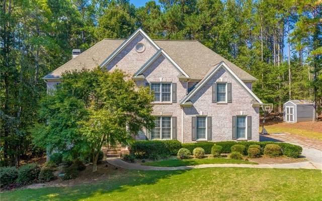 802 802 HOLLY RIDGE, Canton, GA 30115 (MLS #295000) :: RE/MAX Town & Country