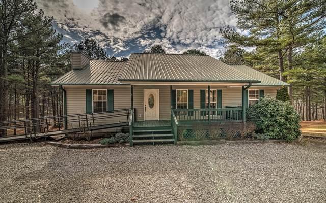 61 Thomas Creek Drive, Blairsville, GA 30512 (MLS #295034) :: RE/MAX Town & Country