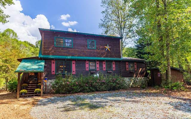 363 Finncannon Drive, Ellijay, GA 30536 (MLS #295042) :: RE/MAX Town & Country