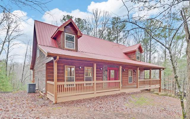 2040 Newport Drive, Ellijay, GA 30540 (MLS #295049) :: RE/MAX Town & Country