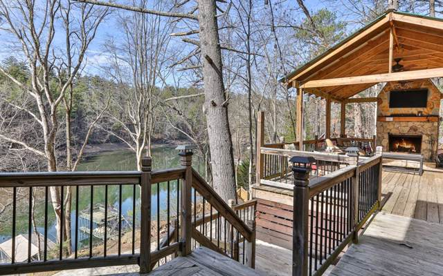 117 Tilley Ridge Road, Blue Ridge, GA 30513 (MLS #295050) :: RE/MAX Town & Country