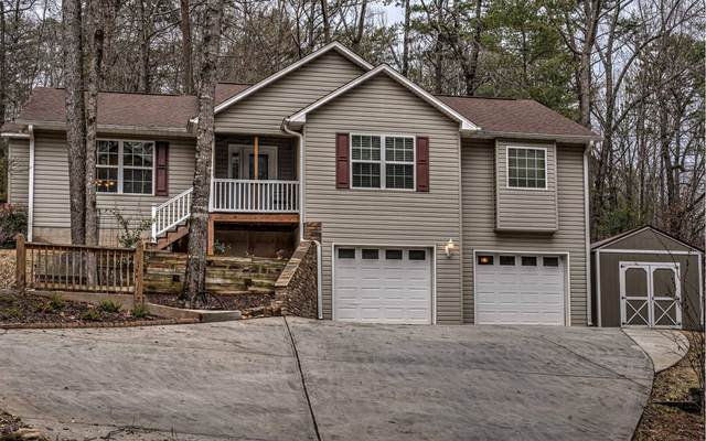 1015 Summit Lane, Ellijay, GA 30540 (MLS #295140) :: RE/MAX Town & Country