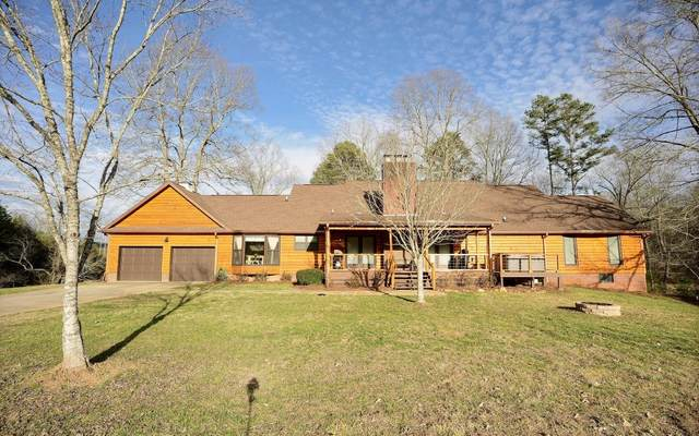 471 Forge Mill Rd, Morganton, GA 30560 (MLS #295185) :: RE/MAX Town & Country
