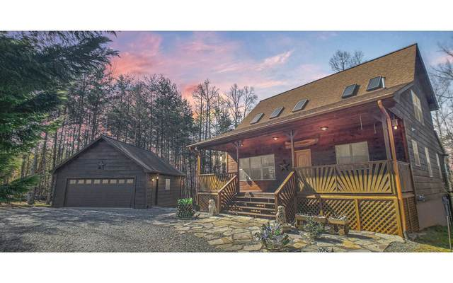 632 Blue Ridge Trails, Morganton, GA 30560 (MLS #295199) :: RE/MAX Town & Country