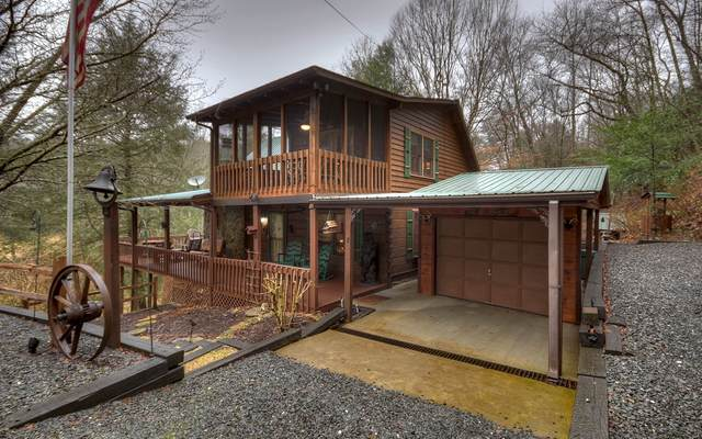275 Old Covered Bridge, Cherry Log, GA 30522 (MLS #295236) :: RE/MAX Town & Country