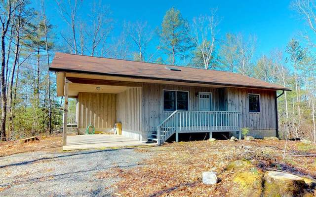 205 Ranger Hill Rd, Murphy, NC 28906 (MLS #295259) :: RE/MAX Town & Country
