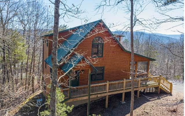 375 South Dream Catcher, Blue Ridge, GA 30513 (MLS #295285) :: RE/MAX Town & Country