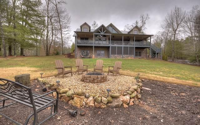 184 Lake Ridge, Blue Ridge, GA 30513 (MLS #295301) :: RE/MAX Town & Country