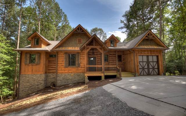 LT712 Choctaw Dr, Ellijay, GA 30540 (MLS #295352) :: RE/MAX Town & Country