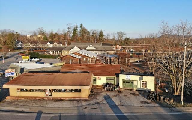 190 Blue Ridge St, Blairsville, GA 30512 (MLS #295403) :: RE/MAX Town & Country