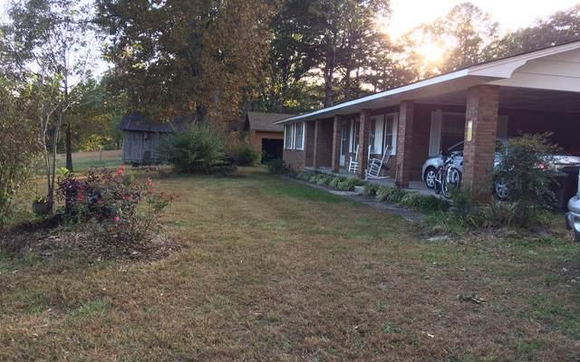 63 Jordan Road, Blairsville, GA 30512 (MLS #295404) :: RE/MAX Town & Country